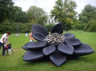 Choi Jeong-hwa: Black Lotus (2006)