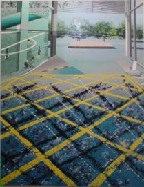 Yujin Kang: Swimming Pool