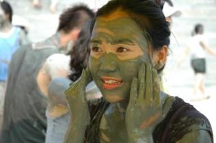 Boryeong Make-up class