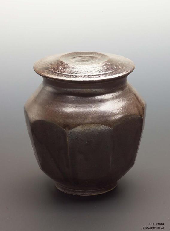 Cheon Han-bong - Seokganju water jar