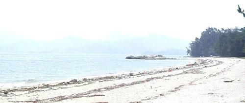 Sorokdo beach