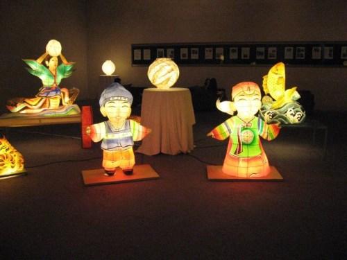 Chuseok lanterns