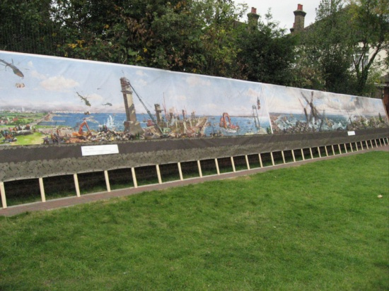 Panorama study - History of the Netherlands