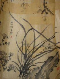 Hanboks by Lee Rhee-za: bamboo design