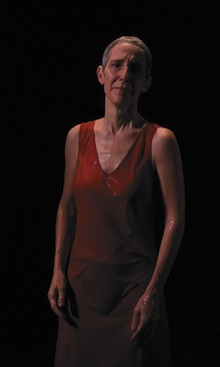 Ocean without a shore (Bill Viola) 2