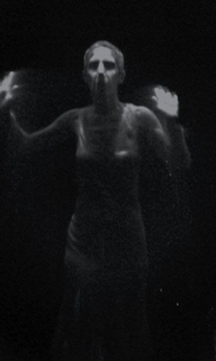 Ocean without a shore (Bill Viola) 1