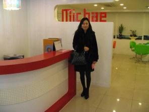 Michae Beauty Academy, Busan: Kim Nam-hee