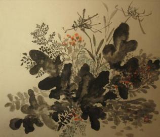 Koo Bona - flower 2