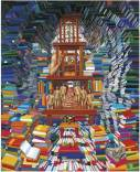 Hong Kyoung-tack: Library II (1995-2001)
