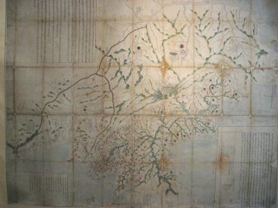 North West Korea, whole map