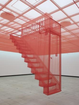 Suh Do Ho: Staircase – V, 2003/04/08