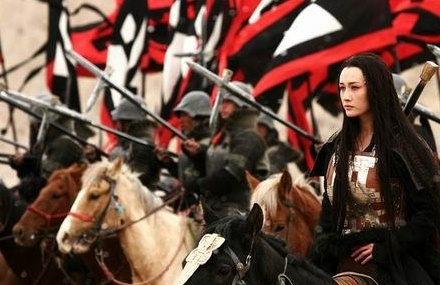 Three Kingdoms – Maggie Q