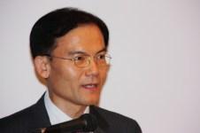 Mr Kang Kwangho, KTO EVP (photo: Lee Hyung-wook)