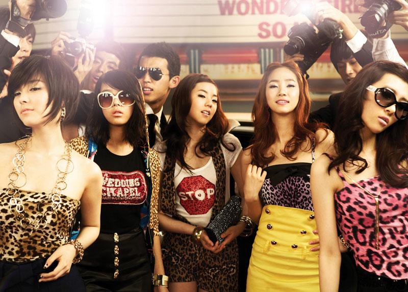 So hot wonder girls official video