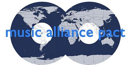 Music Alliance Pact logo