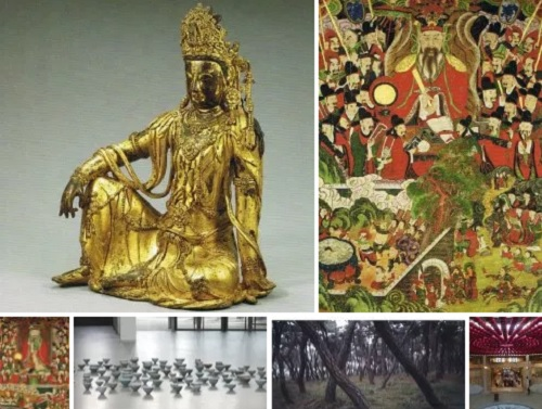 Featured image for post: Exhibition visit: Smile of Buddha, the big Korean show in Brussels