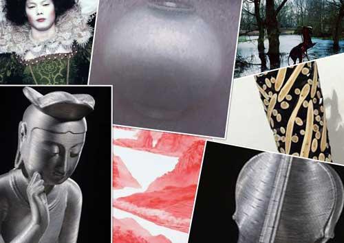 London Art Fair collage