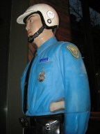 One of Choi Jeong-hwa's traffic cops