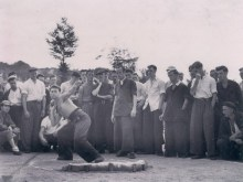 Sports Day in the POW camp (3)