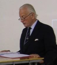 Major-General Mike Swindells