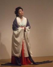 Kim Young-mi sings Malotti's Lord's Prayer
