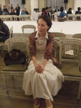 Hanbok designer Kim Hye-soon