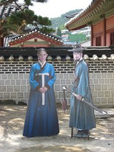 The Jewel in the Hwaseong Palace