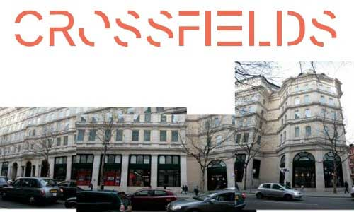 Crossfields banner