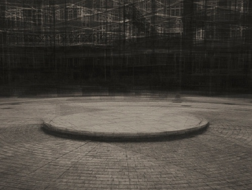 Kim Dong Yoon: Roundabout (2009) Digital C Type
