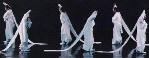 Image of shaman dance