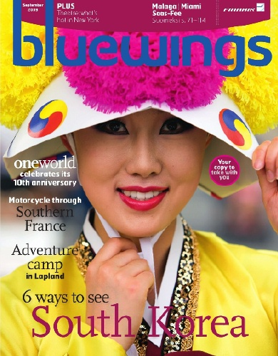 Blue Wings cover