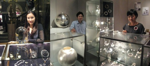 Featured image for post: Koreans sparkle at the Goldsmiths Fair