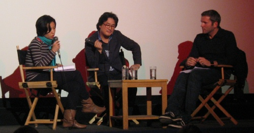 Park Chan-wook Q and A