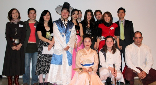 Featured image for post: An evening with the Korean Artists Association – event report