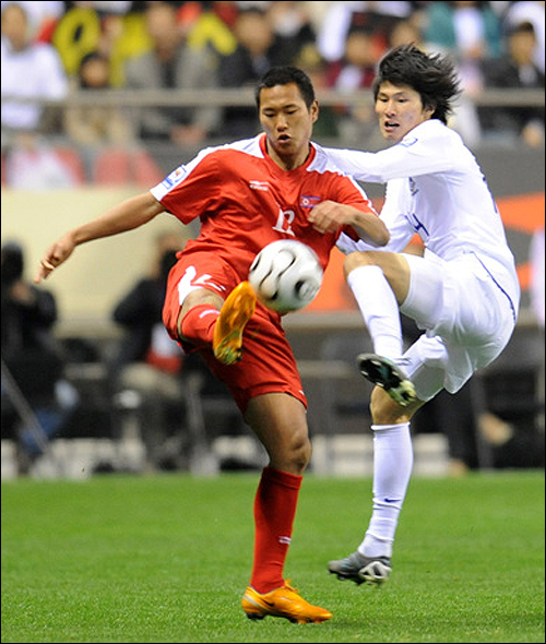 Jong Tae-se in action