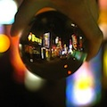 Thumbnail for post: Looking at Korea through a glass sphere