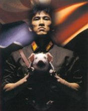 Spy Lee (Jang Jin, 1999) - A North Korean spy aims to steal a superpig