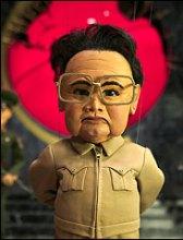 Team America Kim Jong-il puppet