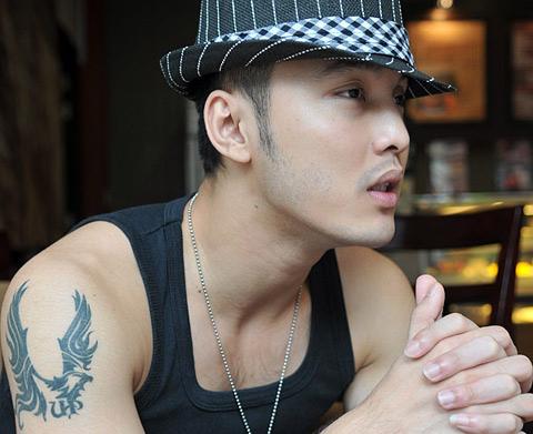 Vietnamese singer Ung Hoang Phuc