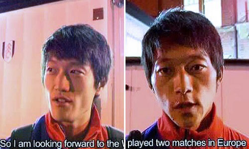 Kim Nam-il and Lee Chung-yong interviews