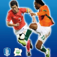 Ivory Coast v S Korea