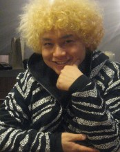 Lee Gyo-won, aka Happy Jackson