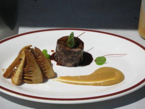 Elegant food