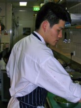 Post image for Chichester's finest Korean chef
