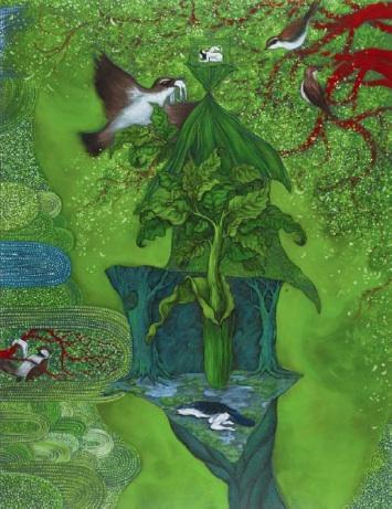 Honey Im: Mother Earth-Green