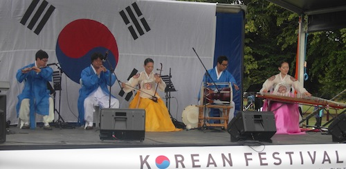 Featured image for post: The Korean Festival 1 – British Summer 1