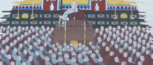 Seong Cheol's 100 Day Sermon