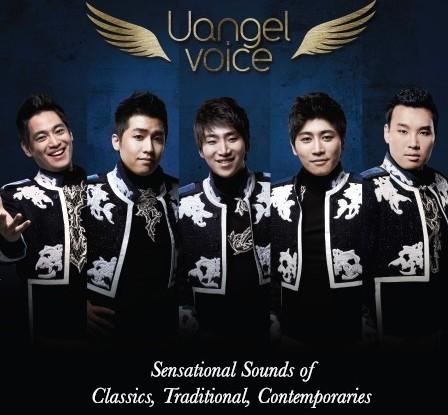 UANGEL poster
