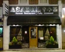 Asadal, 180 High Street, New Malden