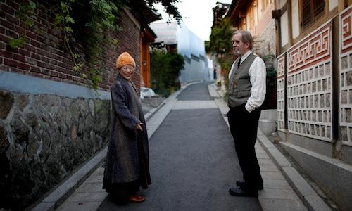 David and Jade Kilburn in Kahoidong